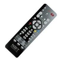 Controle Remot Original Par Net Digital E Hd Max Pront Entre