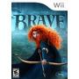 Juego Wii Brave Disney Pixar Nuevo Original
