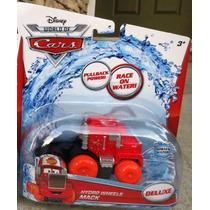 Cars Disney Hydro Wheels Mack. Lo + Nuevo