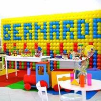 Tela Mágica,pds,painel De Balões,bolas, Promoção 12 Kits!