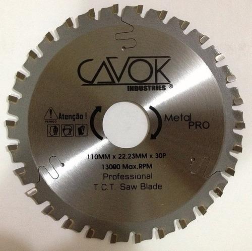 Disco de serra multicorte 110mm a o ferro madeira alum nio - Disco corte aluminio ...