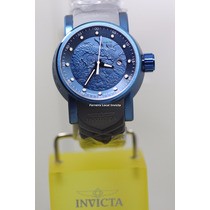 Invicta S1 Yakuza Automático Azul Lançamento 2015 Lindo