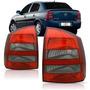Lanterna Astra Sedan 03 04 05 2006 2007 2008 09 2010 Fume Le