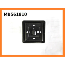 Botao Controle Espelho Retrovis Mitsubishi L200 Pajero Sport