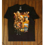 Remera World Wrestle Importada Talle 10/12 Importada Usa
