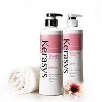 Shampoo + Condicionador Kerasys Reparador 600ml Cada