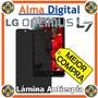 Lamina Protector Pantalla Antiespia Lg 7 Optimus Antichisme