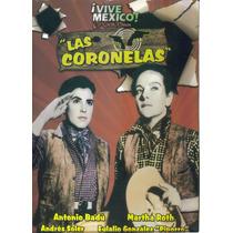Las Coronelas. Piporro. / Formato Dvd