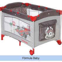 Berço Portátil Play Fórmula Baby Galzerano