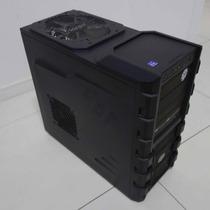 Computador Pc I3-4340 4gb 9800gt 1gb Haf 912 Ssd 120gb 750w