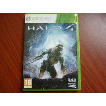 Halo 4, Xbox 360, Original!