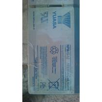 Bateria Yausa 12volys 9 Amperes