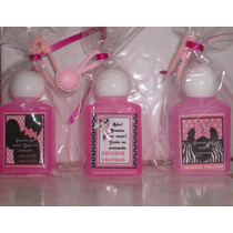 Recuerdito Gel Antibacterial Decorado Baby Shower 15 Año Spa