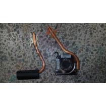 Fan Cooler Con Disipador Para Lenovo Sl400 Sl500