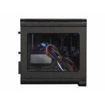 Gabinete Mini-itx Evga Hadron Air Chassis Black Fonte 500w
