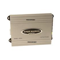 Planta, Amplificador Sonido Saga Audio 2200watts Para Carro