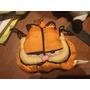 Peluche Cara Garfield- Chico- Para Colgar