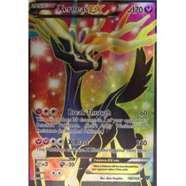 Carta Pokemon Xerneas Ex Full Art X Y Inglês