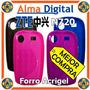 Forro Acrigel Zte N720 Manguera Goma Estuche Protector