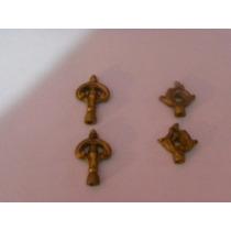 Herrajes Antiguos De Bronce Para Llaves