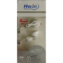 Audifono Hwin Stereo Superb Mdr-12 Mp3/mp4/ipad/tablet/pc