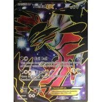 Carta Pokemon Yveltal Ex Full Art X Y Inglês