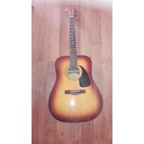 Guitarra Fender Acustica Dg-11 Sb Exelente Estado