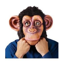 Chimp Comic En Lazy Canción Adult Costume Estándar