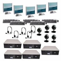 Vendo Computadoras Para Ciber Cafe O Uso Rudo Hp 4gb Hd 80gb