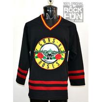 Guns N Roses Jersey Importado 100% Original