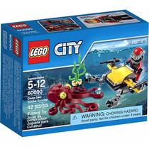 Lego City 60090 Busqueda En El Fondo Del Mar - Mundo Manias