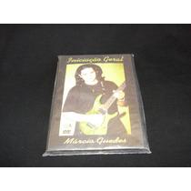 Vídeo Aula Guitarra Iniciação Geral - Márcio Guedes