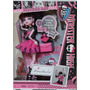 Muñecas Monster High Draculaura Version Picture Day