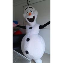 Locação De Fantasia Olaf Frozen Só Para Sp/abcd R$ 199,00