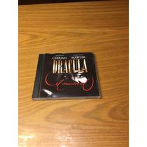 Dracula El Musical Cd Cibrian Mahler Musical