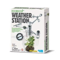 3279 Weather Station Estación Meteorológica Invernadero 4m