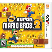°° New Super Mario Bros 2 Para 3ds °° En Bnkshop