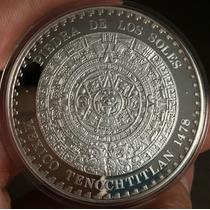 Mexico Piedra De Los Soles Y Aseguradora Axa Ac. Casa De Mon