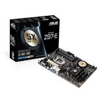 Motherboard Asus Z97-e Pc Intel 1150 Haswell Usb 3.1 Hdmi