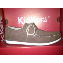Kickers Caballeros. Casuales