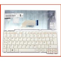 Teclado Lenovo S10-2 S11 S10-3c Blanco / Negro Español Maa