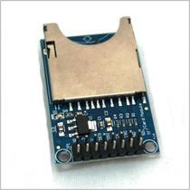 Modulo Interfaz Para Memoria Sd Regulado (arduino, Avr, Pic)