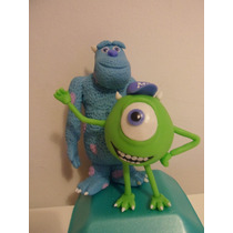 Adorno Para Torta Monster University