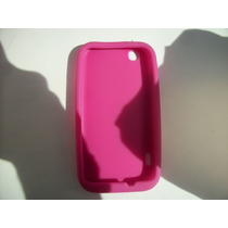 Protector Silicon Case Lg Optimus Sol E730 Color Rosa!!!