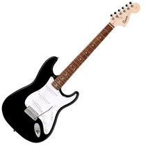 Guitarra Fender Squier Affinity Stratocaster Preta + Frete
