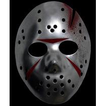 Mascara Do Jason, Sexta Feira 13 - Modelo Exclusivo, Em Mãos