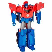 Transformer Optimus Prime Tranforma En Camion