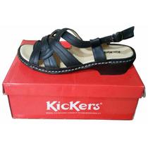 Zapato Sandalias Kickers Dama