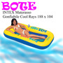 *oferta* Bote Inflable Intex Tipo Malla Cool Rays 188 X 104