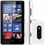 Nokia Lumia 820 4g Windows 8 Câmera 8mp Memória 8gb+nota F